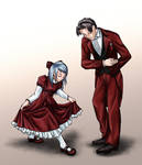 Miles + Franziska: Greetings