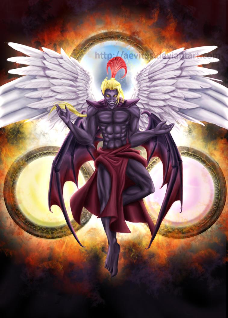 Kefka: God of Destruction by aevitas on DeviantArt