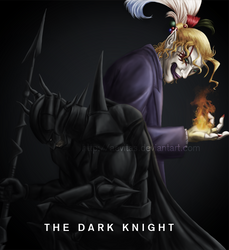 The Dark Knight of Baron