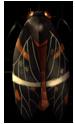 Tosena Sibylla Cicada by momma-kuku