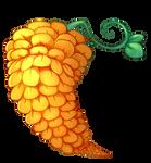 Goldenhorn by momma-kuku