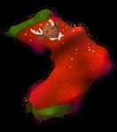 Long Lost Christmas Sock by momma-kuku