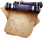 Scroll of Modification by momma-kuku