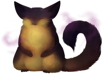 Monthly Familiar February 2019 - Chinchilling by momma-kuku