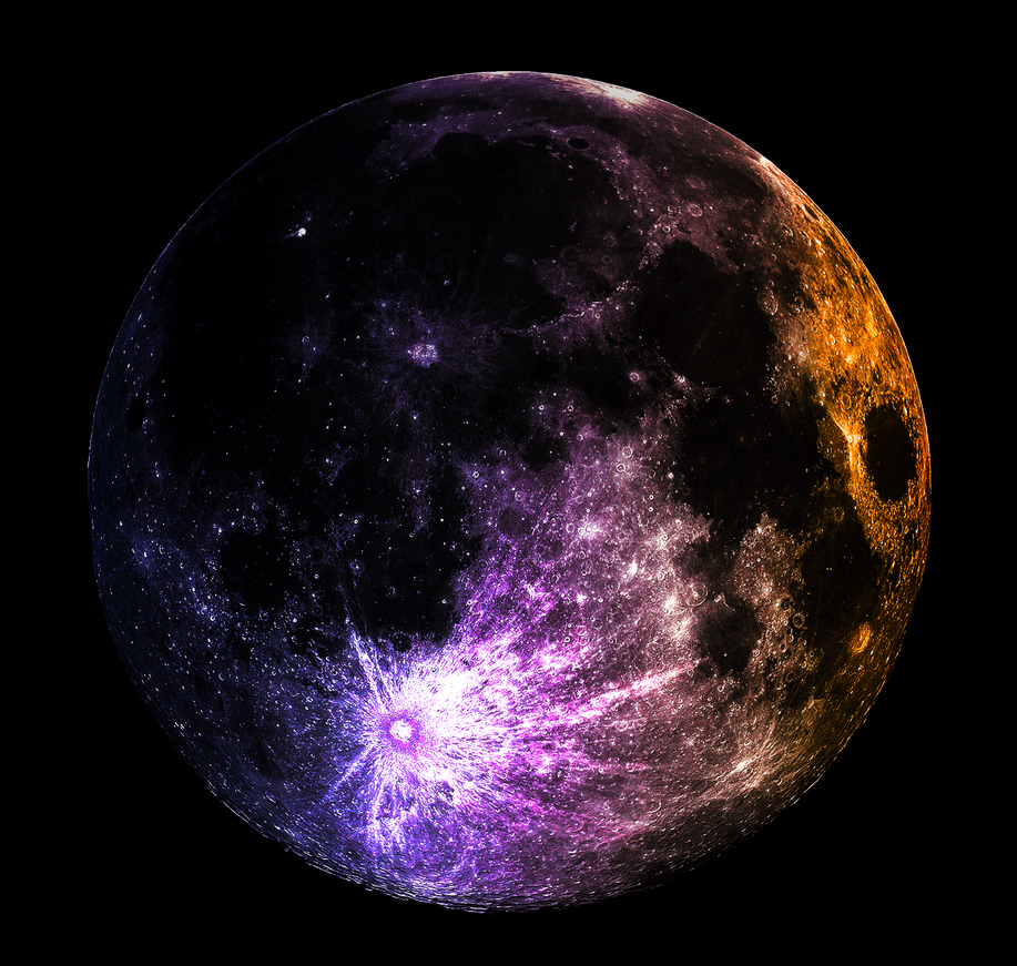 The moon that never sleeps by SwordSaint32