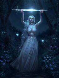 Moon Enchantress Commission
