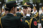 Chinese Female Soldier (25)