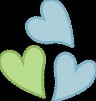 Lemon Hearts Cutie Mark by noxwyll