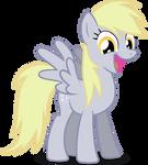 Derpy is a happy pony EQD 50m