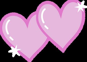 Double Heart Cutie Mark