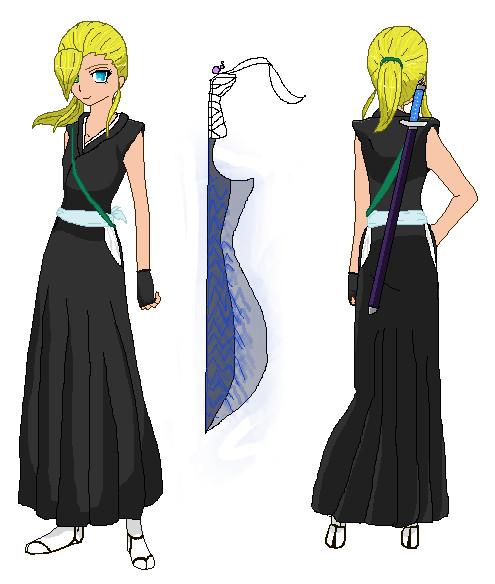 Bleach OC- Kura Maruchia By 36-May-36 On DeviantArt