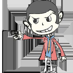 Remus Lupin III by RangoLuchador
