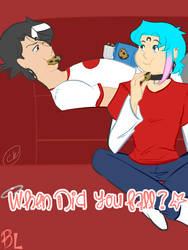 :Cover: When Did You Fall? (Part 1) by blackmoongirl