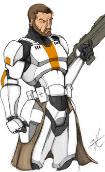 Republic Trooper Color