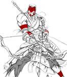Norn Ranger WIP