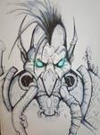 Troll Shaman Sketch