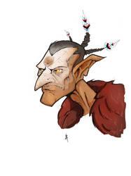 Goblin Druid by Eppy