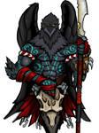 Aarakocra Barbarian - Ancestral Guardian