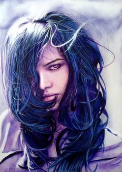 Violet Cold