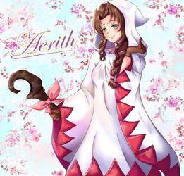 White Mage Aerith