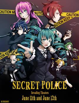 Secret Police Poster