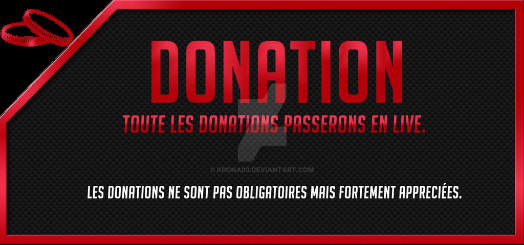 Onizuka Twitch Panel: Donation by Krona03 on DeviantArt
