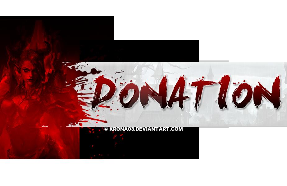 Kronamadness Twitch Panel: Donation by Krona03 on DeviantArt