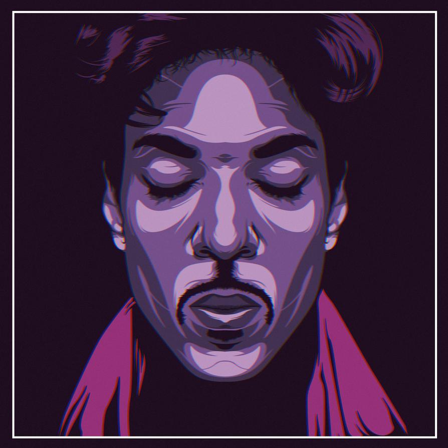 Rest in Purple by Martology