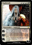 Sephiroth MTG Card