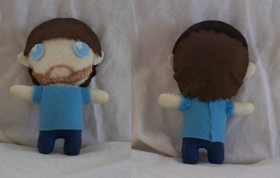 Ian Hecox Plush Doll by TatsuoMizushima