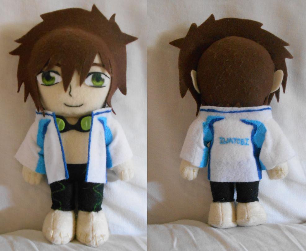 Makoto Tachibana Plush Doll by TatsuoMizushima