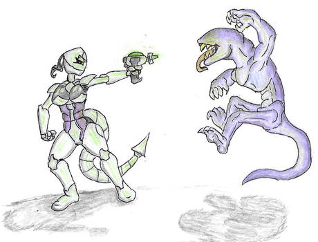 Orchid vs copyright safe Alien