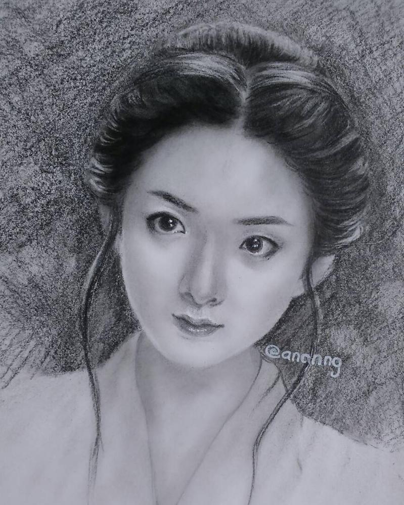 Zhao Li Ying by anannguyen0107 on DeviantArt