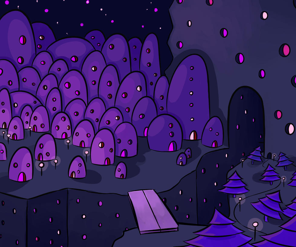 Trypophobia-Paradise by Luuusch