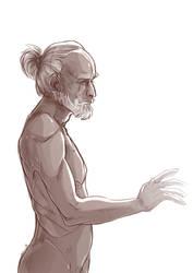 Old Man by Maxiima