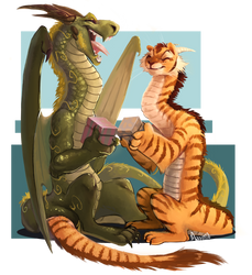 commission for Drags
