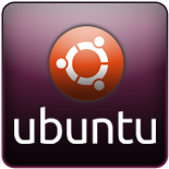 Ubuntu 150x150 orange by Nieds