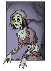 Undead Female by Didi-Chan