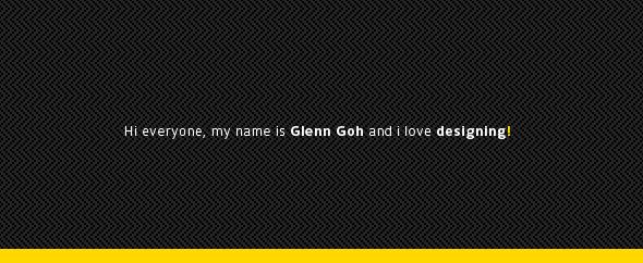 glenngoh's Profile Picture