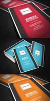 Elegant Business Card by glenngoh