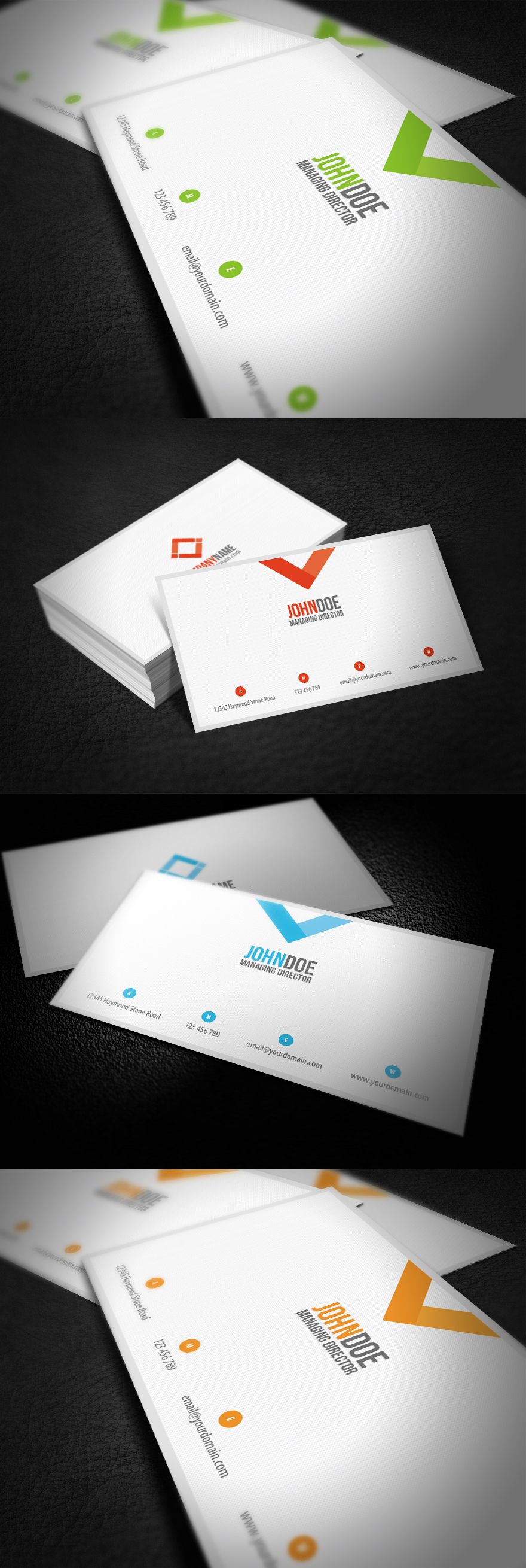 Original Business Card by glenngoh