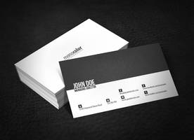 Minimal Business Card by glenngoh