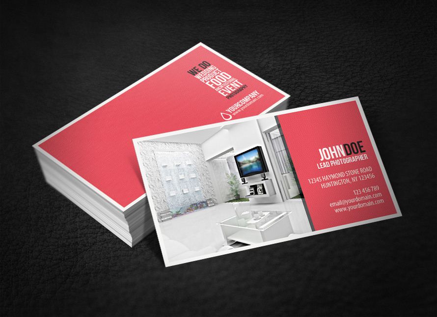 Photography Business Card by glenngoh on DeviantArt