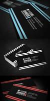 Clean Elegant Business Card