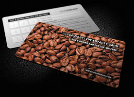 Corporate Loyalty Card by glenngoh