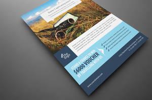 Travel Corporate Flyer by glenngoh