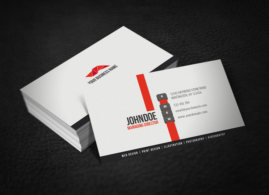 Personal business card tagline examples for dating 10