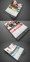 Business Corporate Flyer V4 by glenngoh