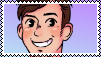 Albertsstuff stamp by ManiacMonarch