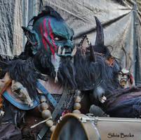Taznak Ork Mask